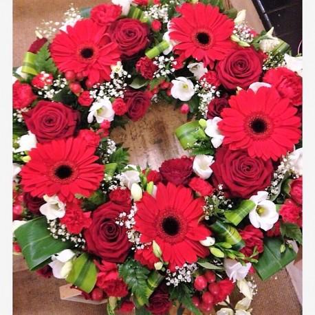 Romance Wreath