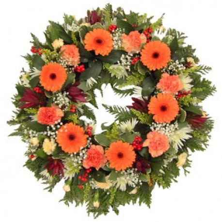 Sunbeam Friendship wreath